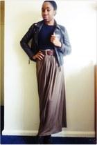 maxi skirt Zara skirt