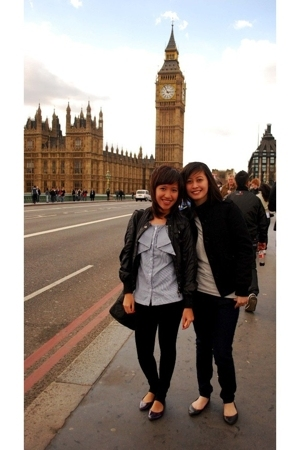 oh london!