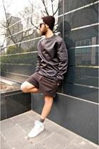 giacomorelli shoes - Prada jacket