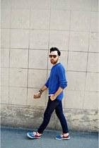 Super sunglasses - Vans shoes