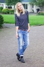 H-m-boots-ltb-jeans-yesstyle-shirt