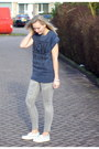 Heather-gray-h-m-jeans-blue-yesstyle-shirt