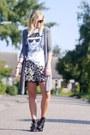Choies-shoes-persunmall-shirt-lookbookstore-shorts-lookbookstore-cardigan