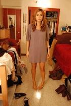 TJmaxx dress - Michael Khors shoes - Fleaters by Linda Smyth earrings