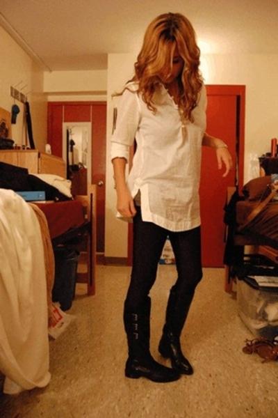 massimo shirt - American Apparel pants - DSW shoes