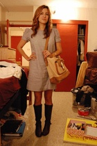 Gap dress - MJM shoes shoes - Carpisa purse