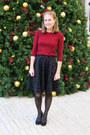 Maroon-jcrew-factory-sweater-black-modcloth-wedges-black-modcloth-skirt
