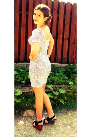 H&M dress - H&M wedges