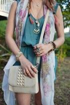 To Hello Beautiful scarf - To Hello Beautiful bag - To Hello Beautiful bracelet