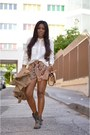 Camel-fama-bag-tawny-c-a-shorts-white-bel-air-blouse