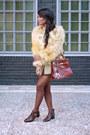Light-yellow-vintage-coat