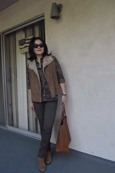 c3541383f01c brown ankle Sam Edelman Petty boots - camel asos coat