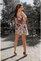floral dress dress