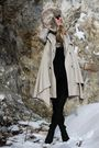 Beige-all-saints-coat-black-topshop-boots