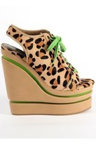 SENSO MADISON BEIGE LEOPARD