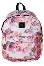 CLRS Breeze Backpack in White Floral
