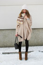 Ivory-vintage-hat-burnt-orange-lace-up-boots-primark-boots