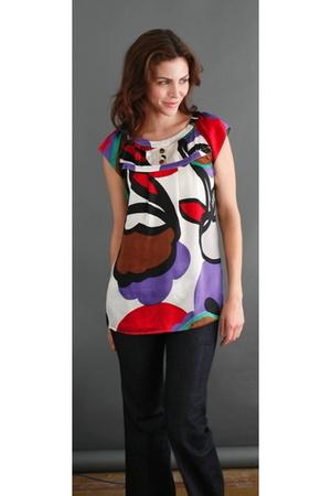 YASB blouse