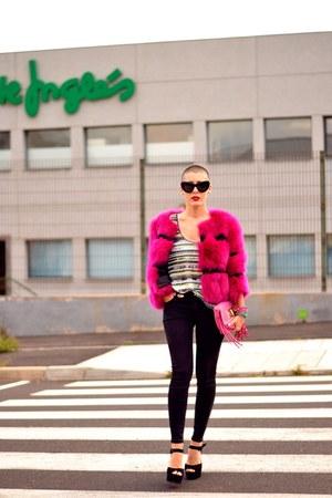 Teria Yabar bag - Celine sunglasses