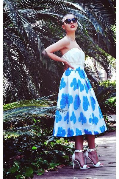 Teria Yabar skirt