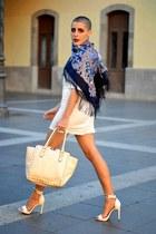 Luxyra scarf - Dress Lily dress - Dress Lily bag
