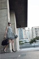 Teria Yabar dress - Zara heels
