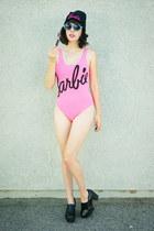 barbie Forever 21 bodysuit
