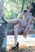 Little Mistress skirt - GIRLS ON FILM top - app FashionTap accessories