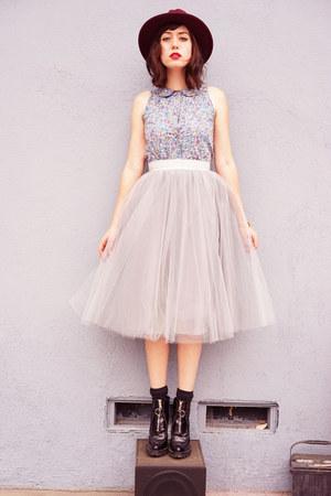 tulle skirt alexandra grecco skirt