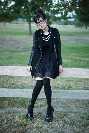 pleated skirt Uniqlo skirt