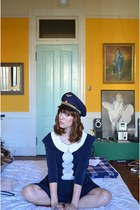 ingenue collection dress - haight st vintage hat