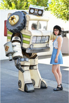robot Stoopbot accessories - shoes Jeffrey Campbell shoes