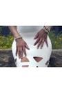 White-bodycon-ami-clubwear-dress-white-pierced-ami-clubwear-heels