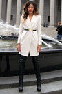 Black-anna-dello-russo-for-h-m-boots-beige-blazer-h-m-coat