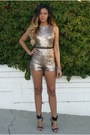 Gold-sequin-clothes-envy-romper-black-strappy-clothes-envy-sandals
