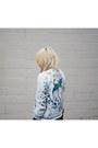 Black-platform-frontrow-shop-shoes-white-vateno-jacket