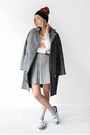 Charcoal-gray-front-row-shop-jacket