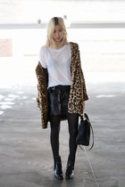 black Jeffrey Campbell boots - black 31 Phillip Lim bag
