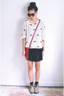 Off-white-lulus-boots-black-cut-out-lulus-dress-cream-bow-tie-lulus-sweater