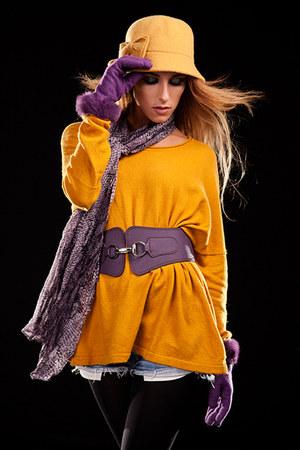 ARFO BALDIR hat - ARFO BALDIR gloves - ARFO BALDIR belt