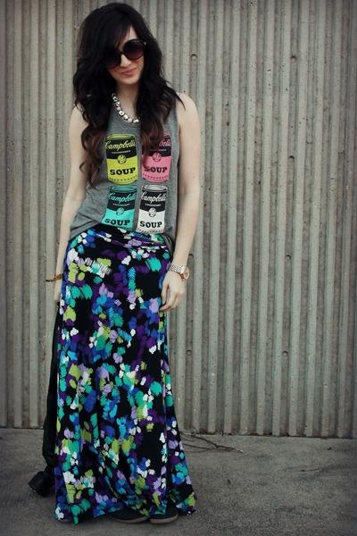 LuLaRoe skirt - Target top