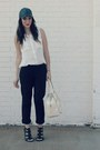 Target-hat-forever-21-top-gap-pants-shoe-dazzle-heels