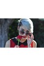 Ruby-red-modcloth-dress-silver-heart-shaped-full-tilt-sunglasses