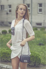 White-cotton-oasap-shirt-black-lovelywholesale-bag-white-cotton-6ks-shorts