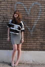 Black-topshop-top-gray-bdg-skirt-gray-aldo-shoes