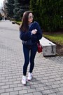 Bershka-coat-zara-bag-h-m-sunglasses-nike-sneakers-zara-blouse