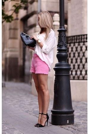 bubble gum shorts