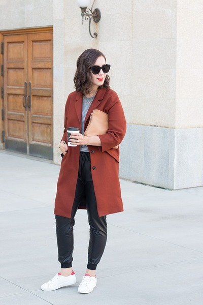 Burnt-orange-oversized-zara-coat-tan-31-phillip-lim-bag