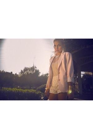 Zara shorts - Zara top