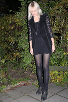 whyred dress - Topshop boots